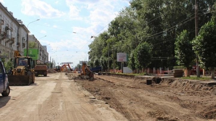 В Перми на улице Уральской изменится схема движения транспорта