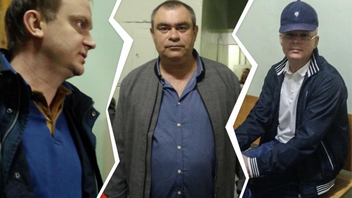 В суде огласили приговор трем полицейским, обвиняемым в изнасиловании дознавательницы
