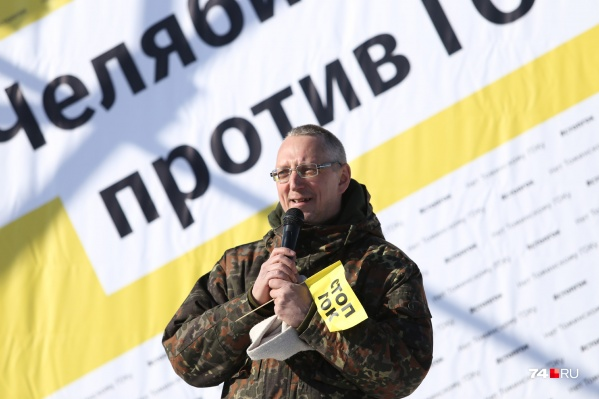 На тему экологии Василий Московец общался с президентом Владимиром Путиным по телефону