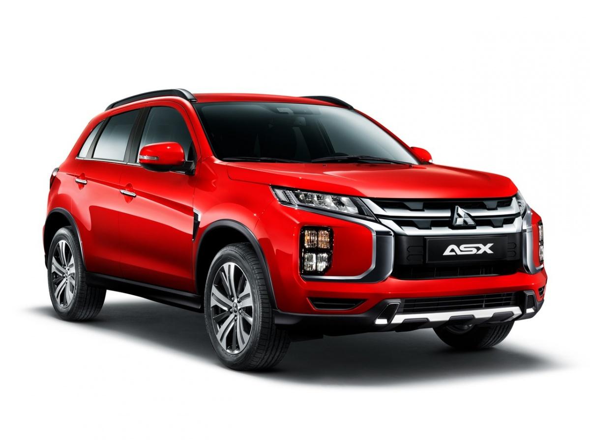 Mitsubishi ASX проходит уже в четвёртый рестайлинг, и на этот раз поводом стало появление нового фирменно стиля Dynamic Shield