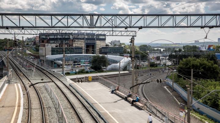 Новосибирск и Барнаул соединят скоростной железной дорогой