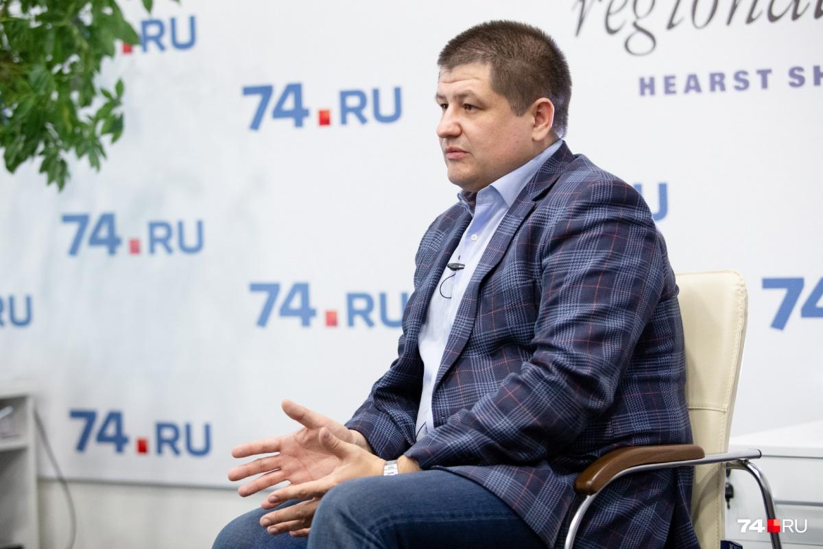 Алексей Бубнов считает, что челябинская городская свалка ещё напомнит о себе