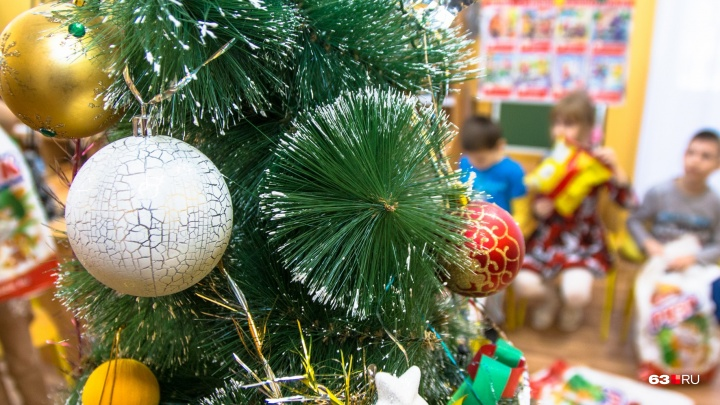 Без ваты и пиротехники: в Самаре на новогодние праздники ввели ограничения