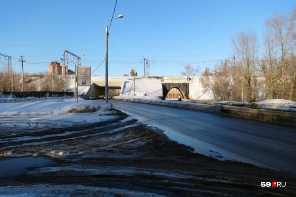 Дорога свяжет центр города с Красавинским мостом и поможет разгрузить движение на Коммунальном мосту