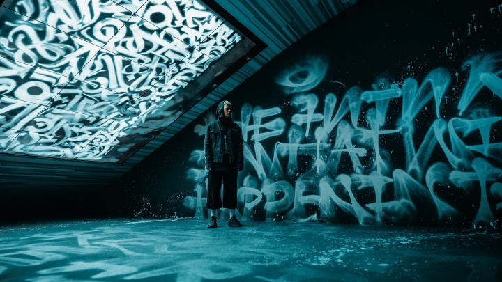 Мэрия Новосибирска позвала граффитиста Покраса Лампаса расписывать город