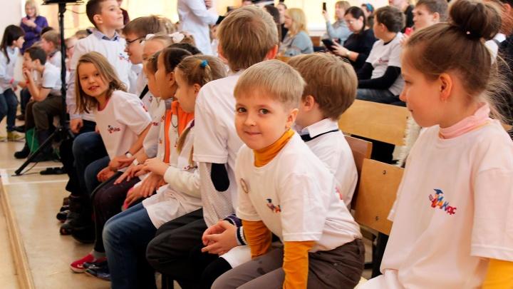 Дошкольник из Омска сложил четырёхзначные числа в уме и выиграл гироскутер