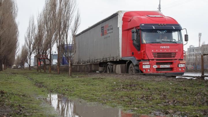 «Взвесят прямо в движении»: на волгоградских дорогах появятся «ловушки» для грузовиков