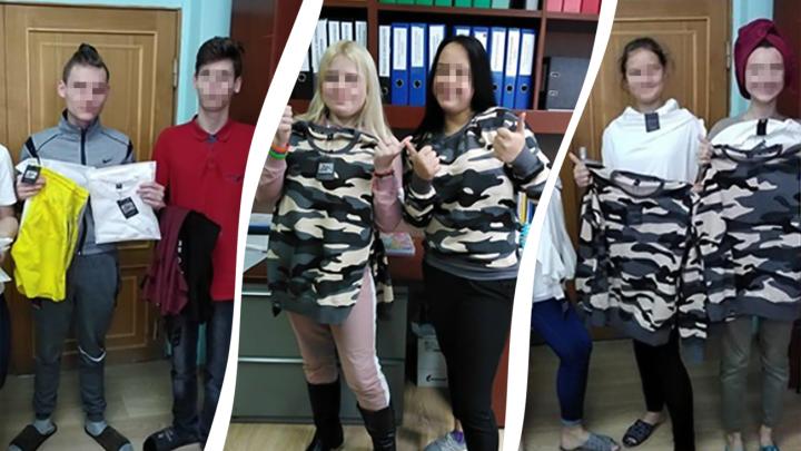 Всемирно известный фотограф из Рыбинска отдал свою одежду детям