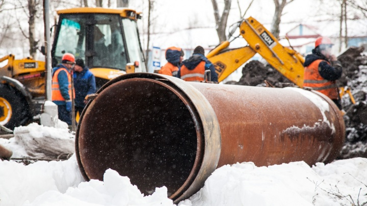 Без тепла с утра и до вечера: где пройдут отключения в Архангельске 18 ноября
