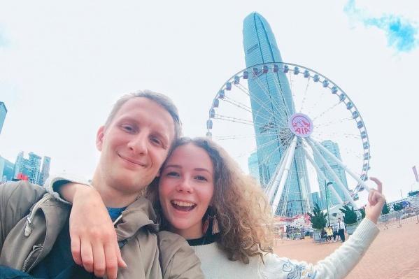 Даша и Илья даже в дорогом Гонконге умудрились найти бесплатные развлечения
