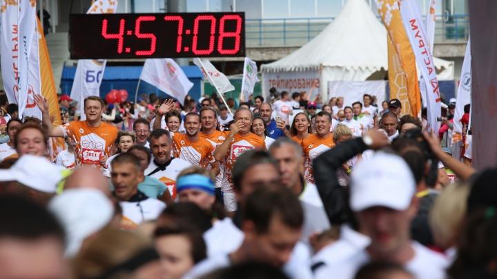 Уфимский международный марафон — 2019 посетят 5 тысяч участников