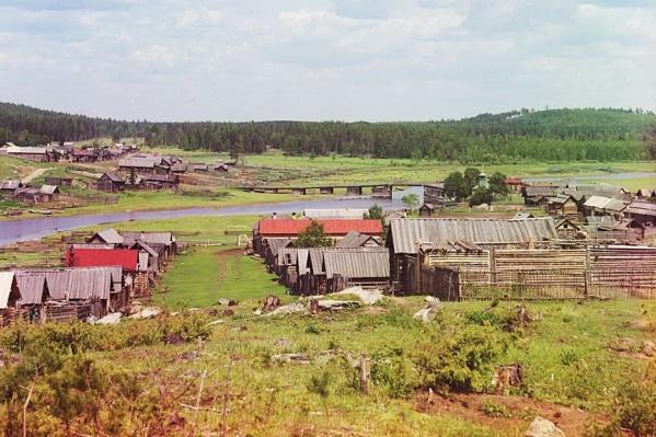 Фотография этого района, сделанная Прокудиным-Горским