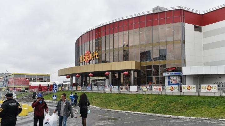 """В октябре на """"Таганском ряду"""" начнут строить новый торговый центр, чтобы закрыть уличные рынки"""