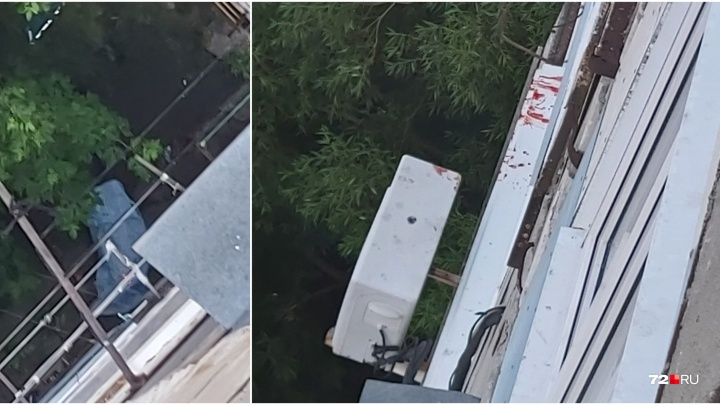 На Лесобазе насмерть разбился 58-летний мужчина. Он упал с высоты шестого этажа
