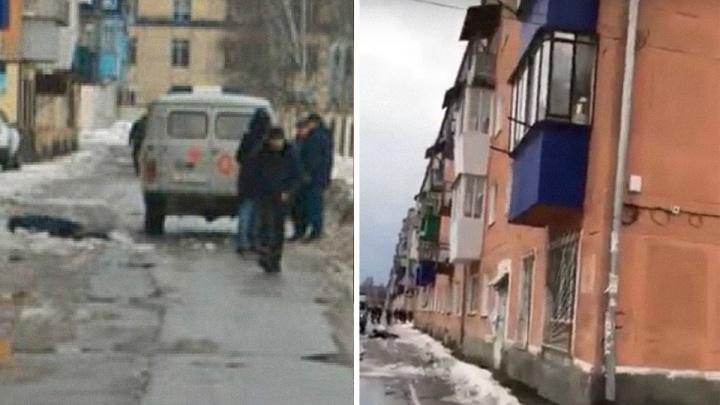 Гибель жительницы Челябинской области от упавшей с крыши глыбы льда переросла в уголовное дело