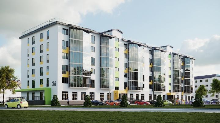 Предложение для больших семей: трехкомнатные квартиры продают от 1,9 миллиона рублей