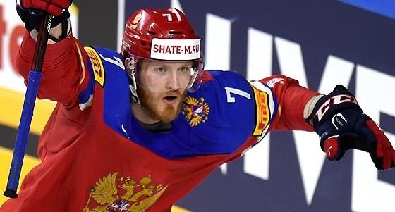 Российские хоккеисты разгромили Словакию и гарантировали себе место в плей-офф чемпионата мира по хоккею