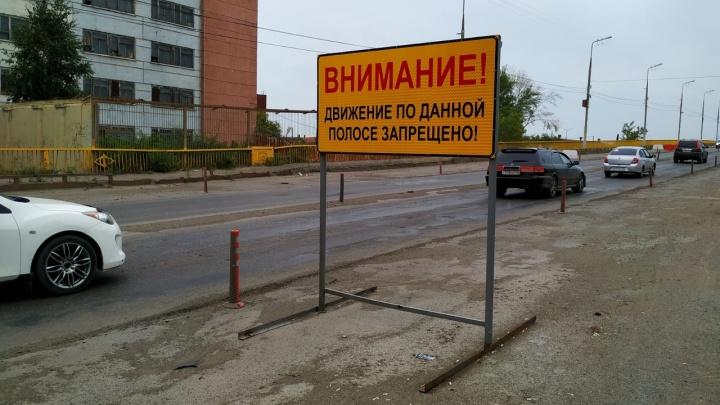 В Кургане движение по мосту ЖБИ закроют 15 сентября