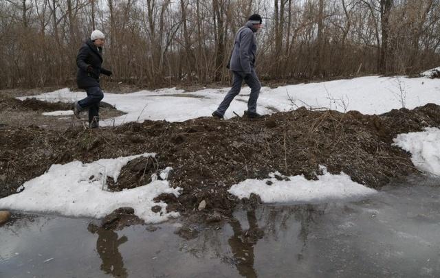 Половодье-2017: уровень рек Башкирии растет с каждым днем