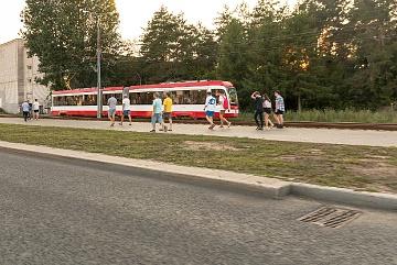 В день матча «Крыльев» и «Локомотива» пустят дополнительный транспорт до «Самара Арены»