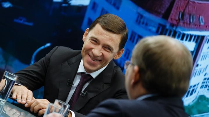 Евгений Куйвашев: «Вторую ветку метро в Екатеринбурге построят при нашей с вами жизни»