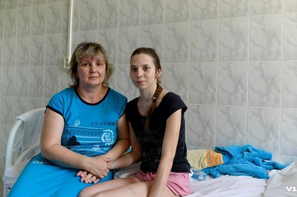 Год назад Оксана Калашникова умерла на руках своей мамы