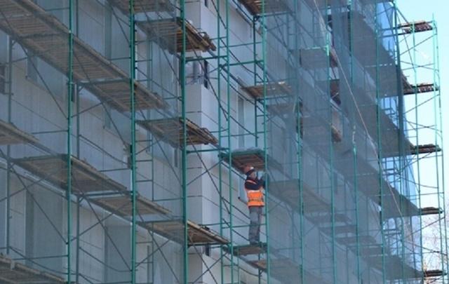 В Уфе реконструировали фасад одного из старейших заводов