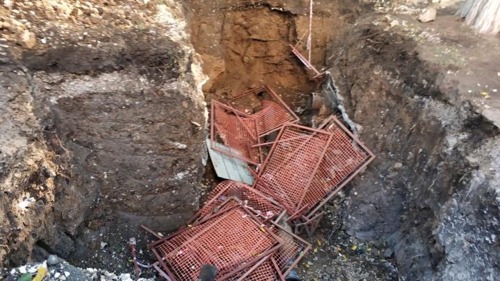 «Мусорной ямой станет»: самарцы попросили ускорить ремонт водовода на Мехзаводе