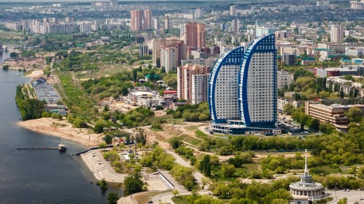 В Волгоградскую область пришли грозы и дожди