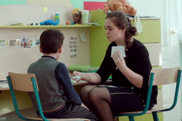 В интернете появился фильм про новосибирских особенных детей