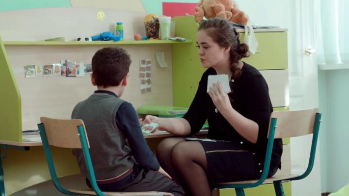 Режиссёр из Новосибирска снялафильм об особенных детях