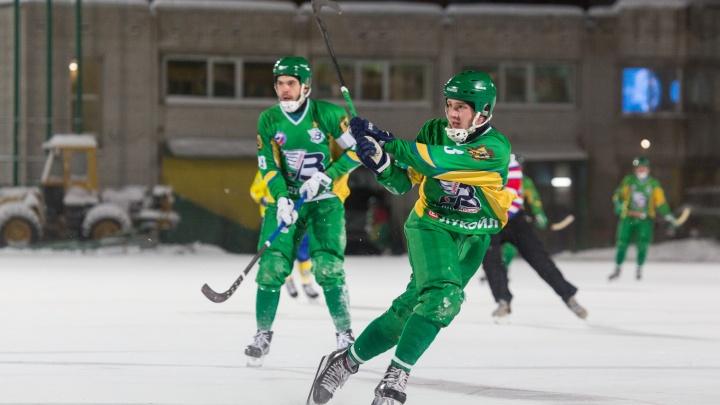 Драка с игроком иркутской «Байкал-Энергии» аукнулась хоккеисту «Водника» штрафом и серьезной травмой