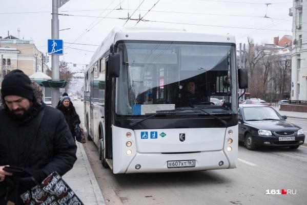 Новые 60 автобусов будут отвечать всем современным требованиям качества