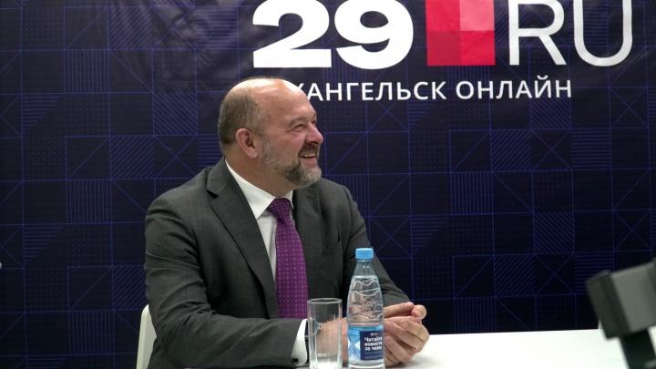 Средняя зарплата в Архангельской области — 47,9 тысячи: так сказал Игорь Орлов федеральному изданию