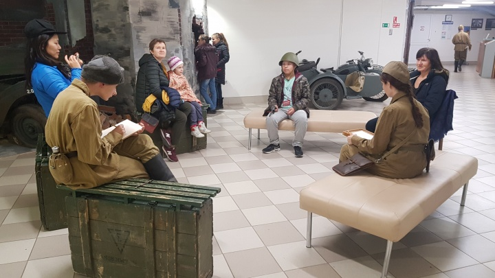 Уснули раньше срока: волгоградские музеи завершили«Ночь искусств»