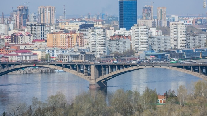 Блогер Варламов летит в Красноярск для секретной прогулки с мэром