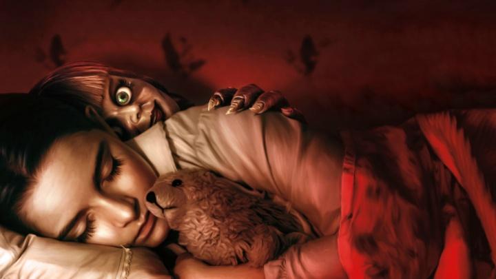 Возвращение дьявольской куклыАннабель и джаз-фестиваль с иностранными певцами: планируем выходные