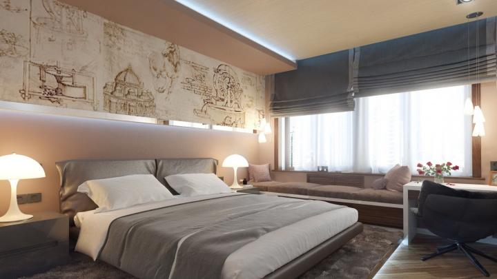 Как выбрать дизайн спальни