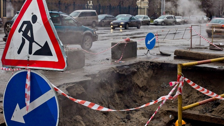 Холодненькая пошла: в Новосибирске начали отключать горячую воду