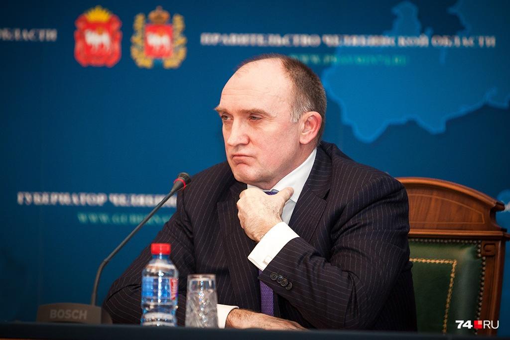 Бориса Дубровского включили в президиум Госсовета летом прошлого года