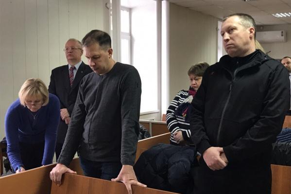 Андрей Гудченко и Павел Селякин получили реальные сроки