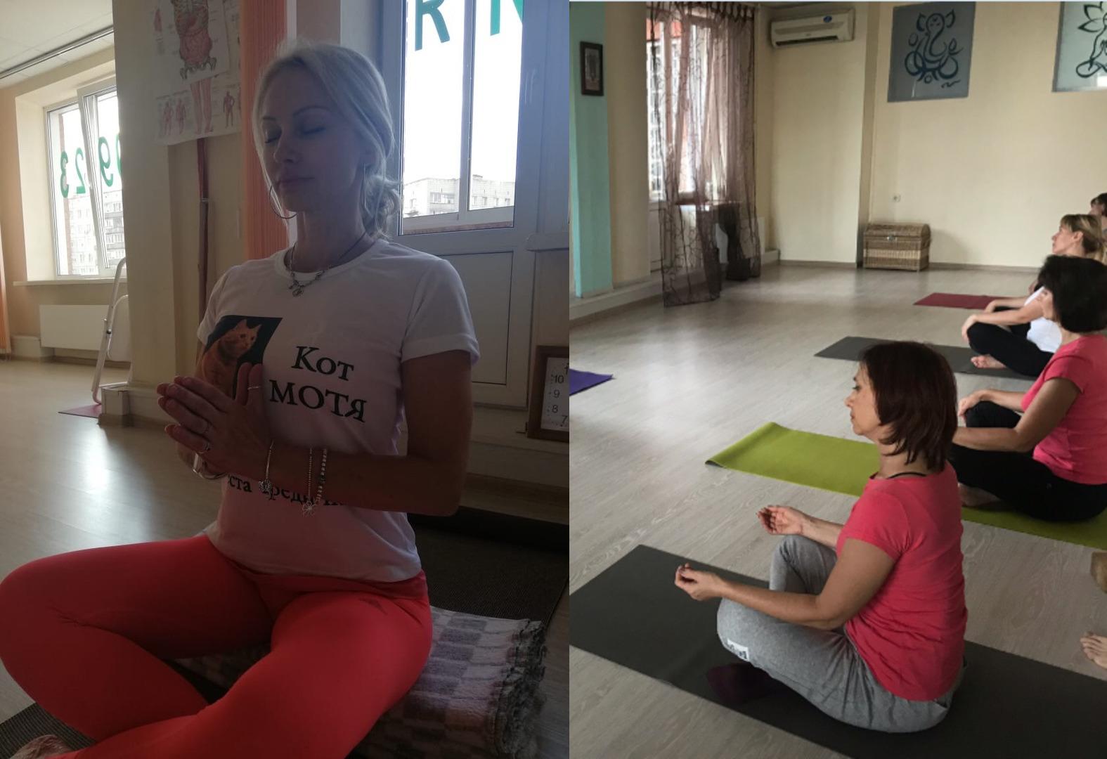 По словам директора студии, 90% посетителей йоги не знали о том, что в Академгородке произошла такая ситуация