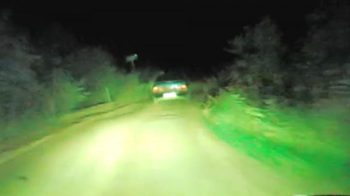 «Стрелять буду. Стой!» В Прикамье погоня за пьяным водителем завершилась стрельбой. Видео