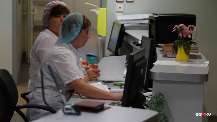 Жители Самарской области повально заражаются аденовирусом