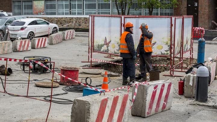 В Новосибирске начинается новый этап отключений