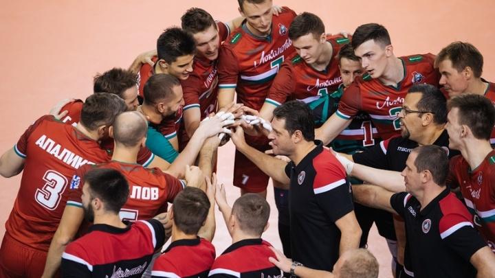 Первая победа:«Локомотив» уверенно обыграл команду из Белгорода
