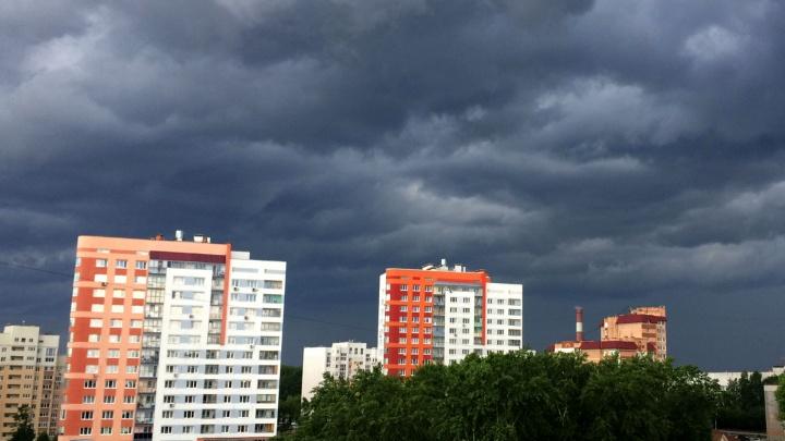 Град и ветер: синоптики предупреждают жителей Башкирии о неблагоприятных погодных явлениях