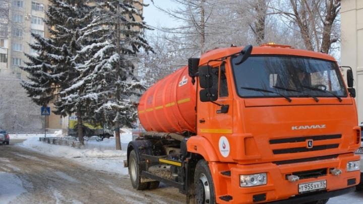 Из-за ремонтных работ жители Центрального округа на целый день останутся без холодной воды