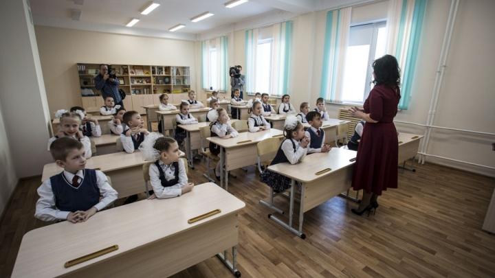 Под Новосибирском заказали школу за полмиллиарда