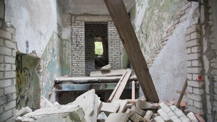 Жители Краснооктябрьского района Волгограда устали от бомжей, пожаров и бродячих собак